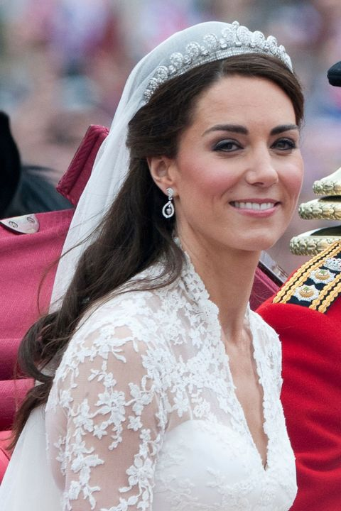 Kate Middleton S Wedding Hair Went Against Royal Request Duchess