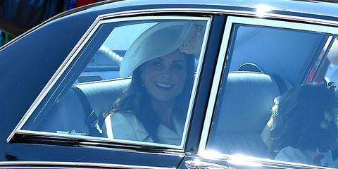 Kate Middleton royal wedding outfit prince harry meghan markle