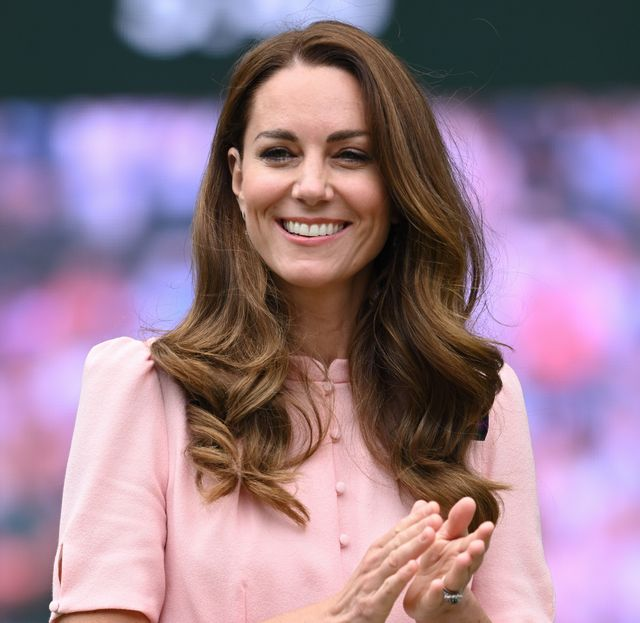 Kate Middleton just gave us a lesson in the art of the casual ponytail