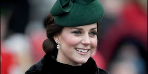Kate Middleton St. Patrick's Day emerald green