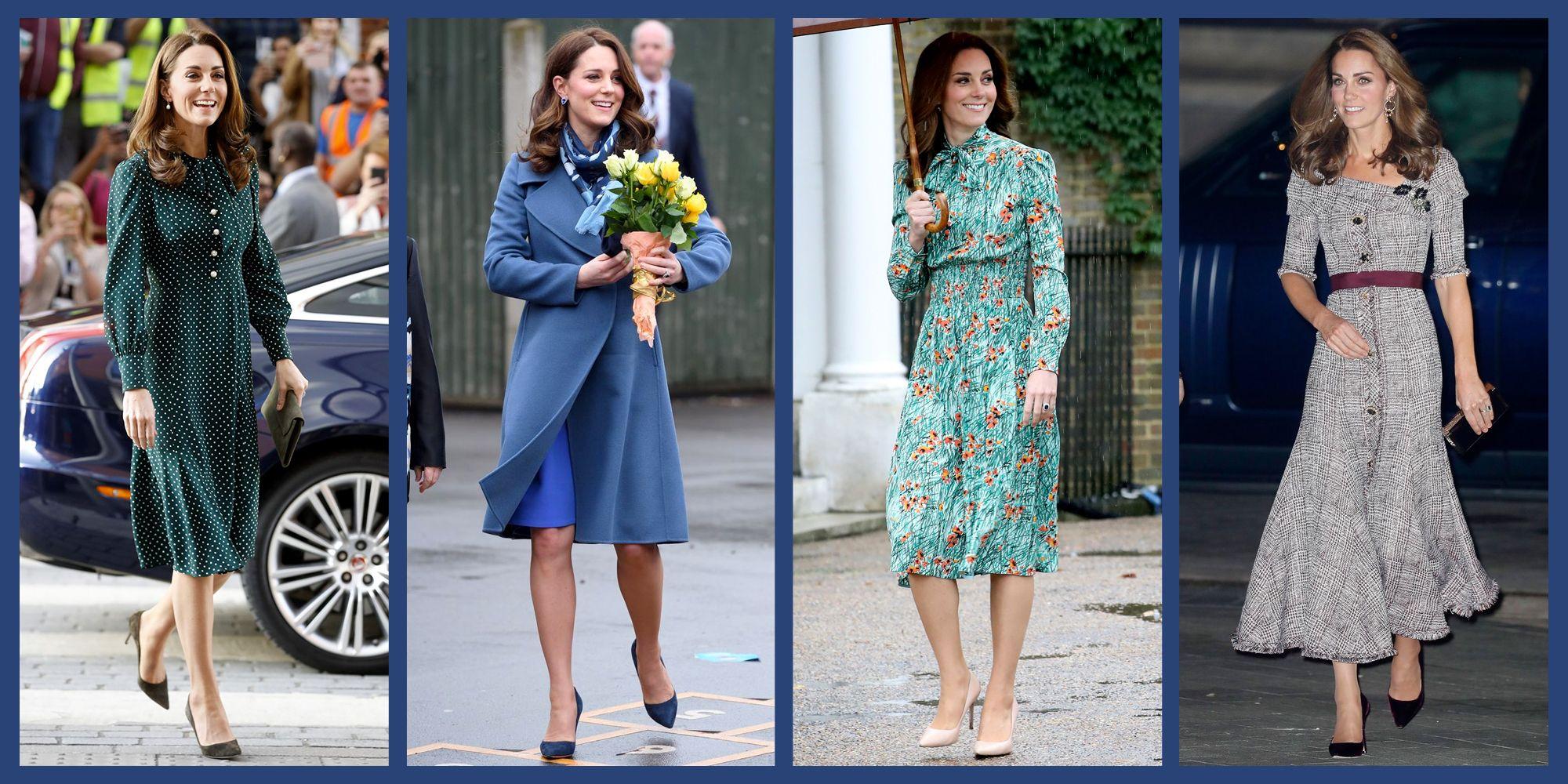 Kate Middleton\u0027s Best Fashion Looks , Duchess of Cambridge\u0027s
