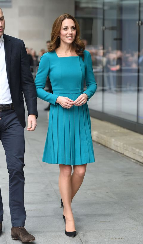 Kate Middleton Fashion Style