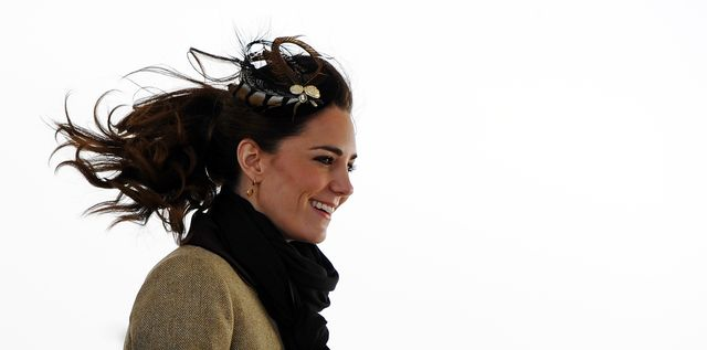 kate middleton, the fiancee of britain's