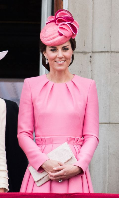 kate middleton trooping colour 2017