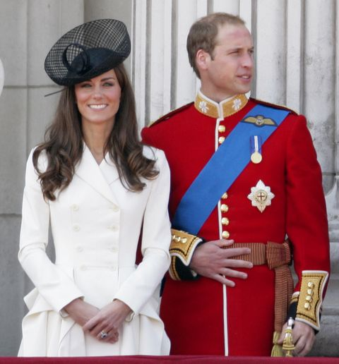 Kate Middleton at the Trooping of the Colour