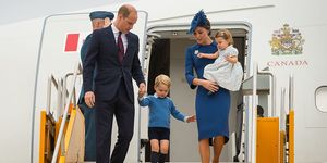 Why Kate Middleton usually gets two plane seats when she travels