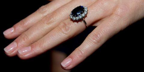 Verlovingsring Kate Middleton