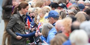 Kate Middleton visita Cumbria