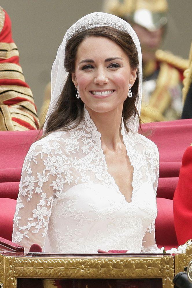 kate middleton wedding cartier halo tiara