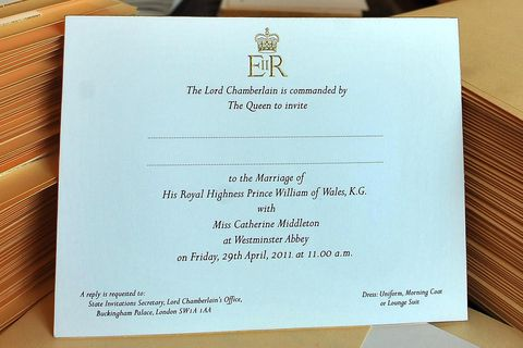 why meghan markle s wedding invitations didn t have her real name why meghan markle s wedding invitations
