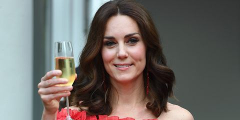 Kate Middleton Royal Wedding Role