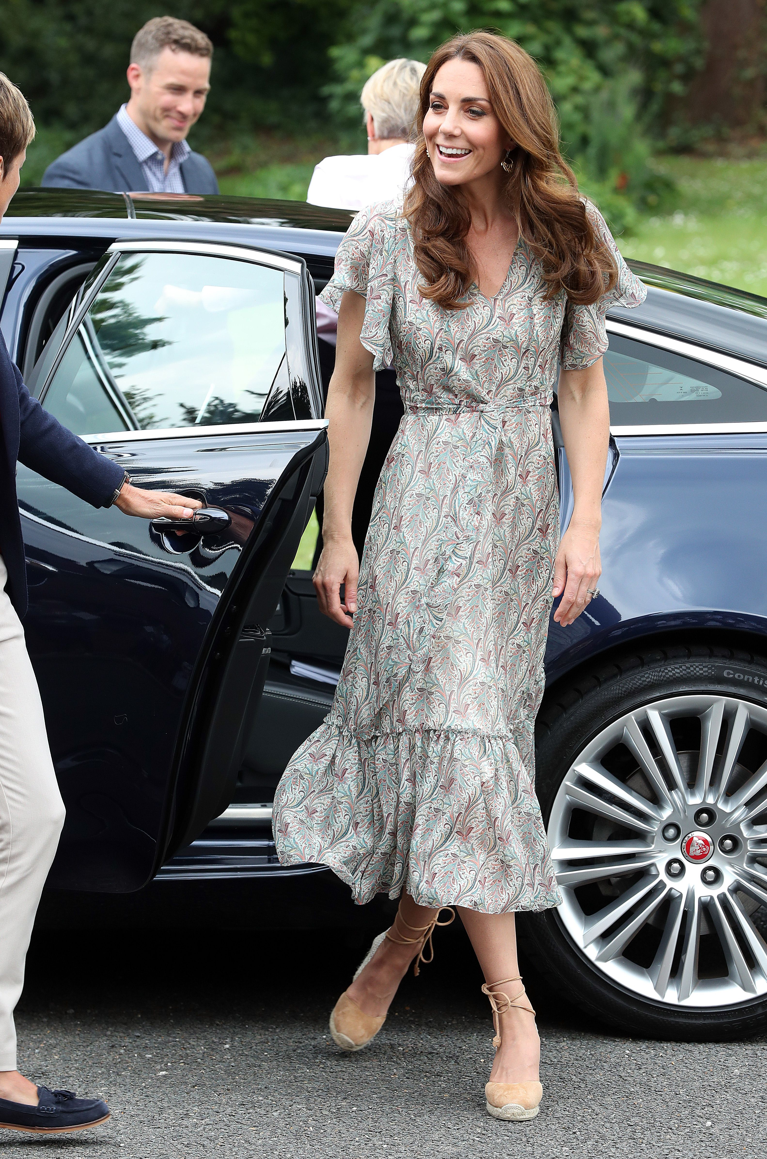 6d77828e9c3 Kate Middleton shoes: every pair of shoes the Duchess of Cambridge ...