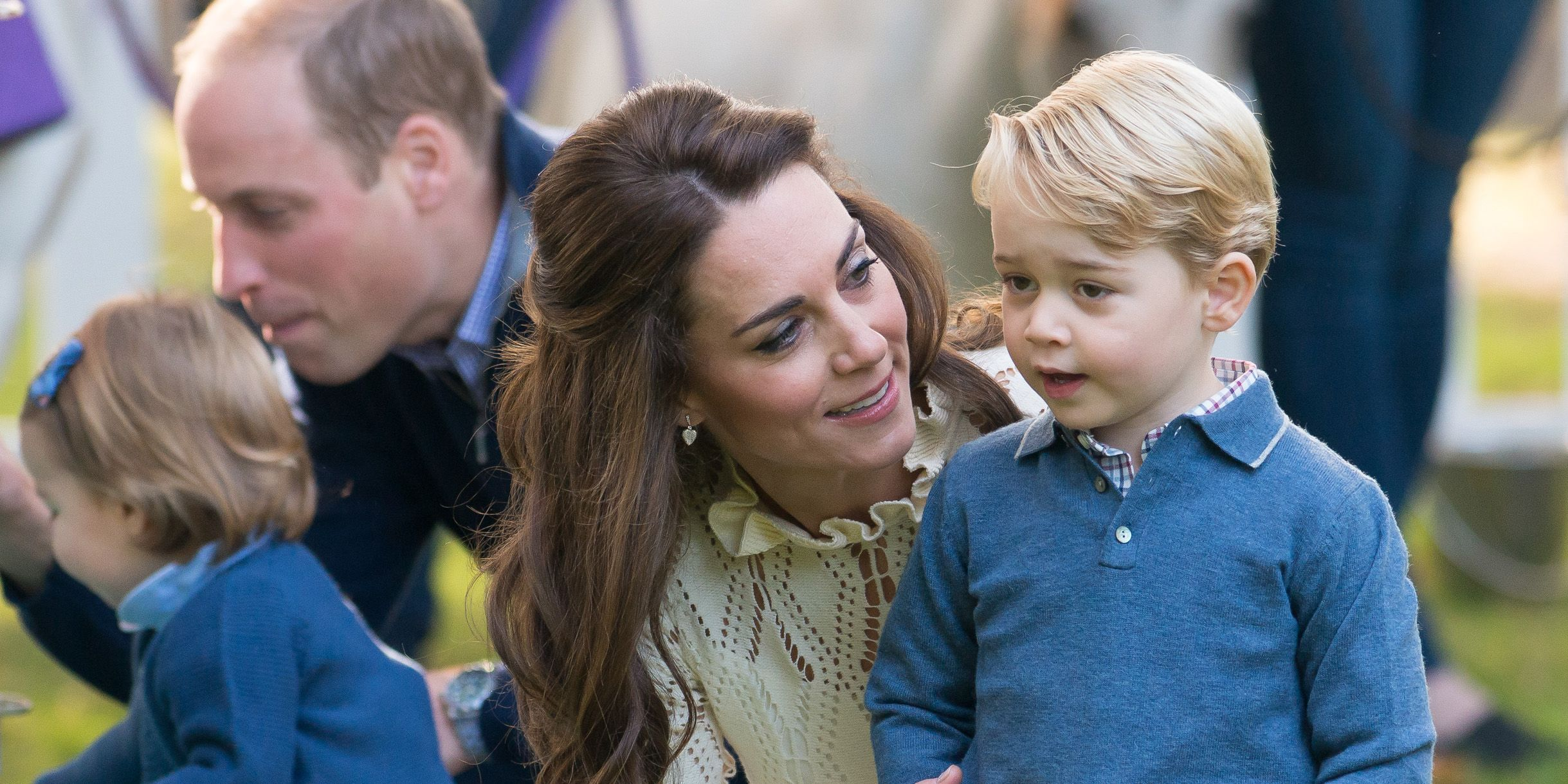 a945a92a Kate Middleton Just Wore a Gorgeous and Affordable Dress on a Day Out With  Prince George