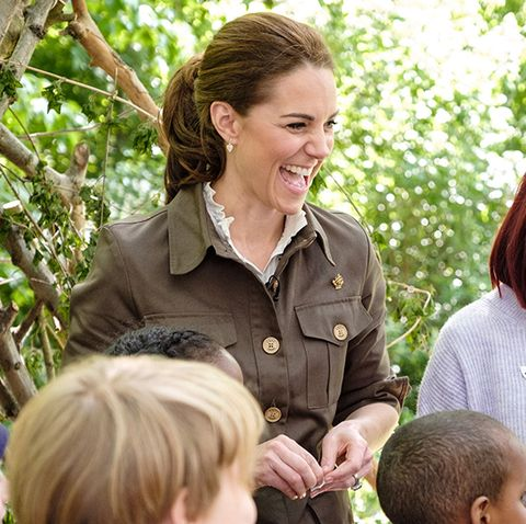Kate Middleton Blue Peter