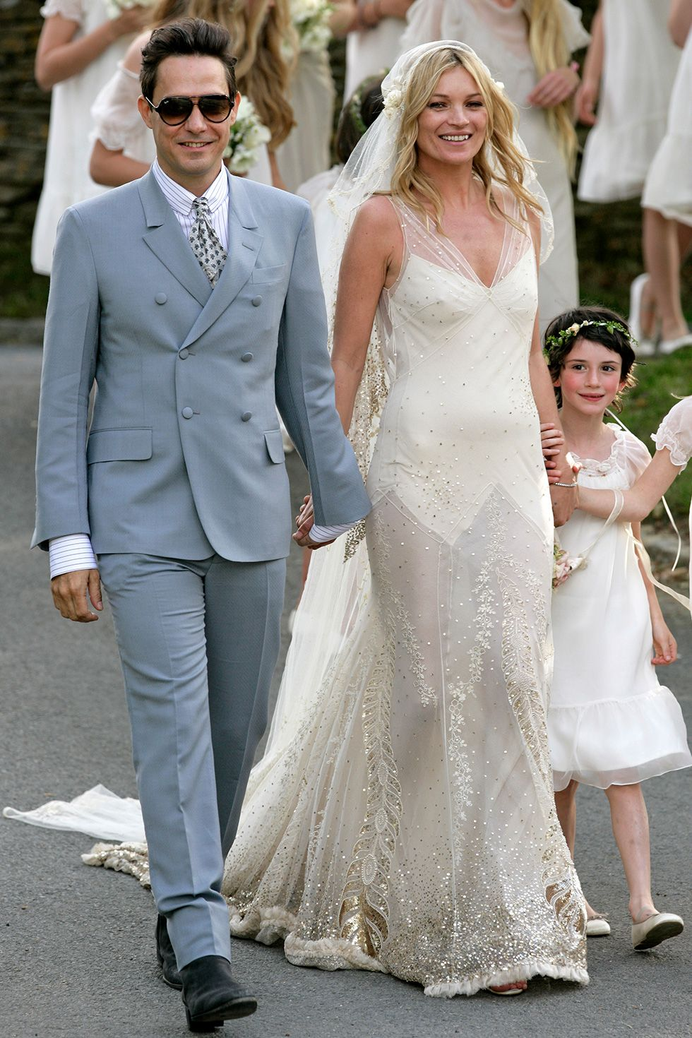 4a1e198cac 30 Most Memorable Celebrity Wedding Dresses