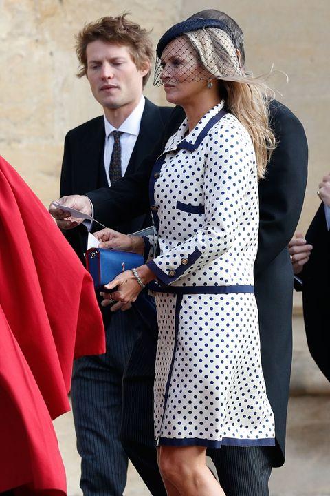 Kate Moss royal wedding guest