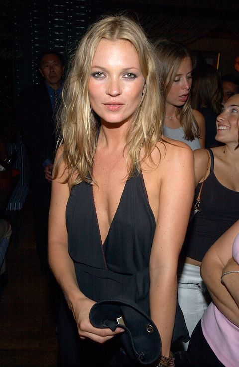 W Magazine Hosts Party for Kate Moss in New York City