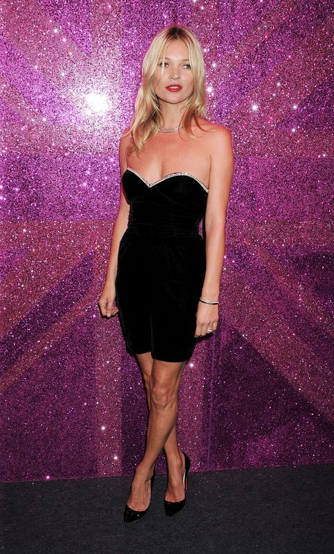 Rimmel Hosts Party For Original London Girl Kate Moss To Celebrate Their 10 Year Partnership - Arrivals