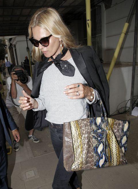 London Celebrity Sightings - August 10, 2015