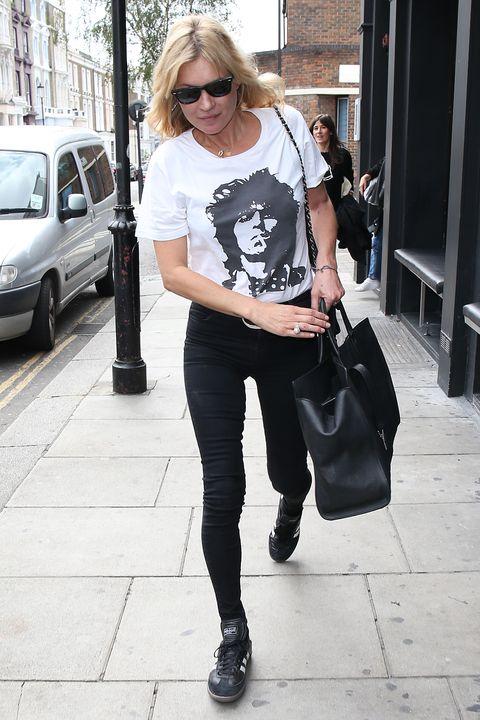 ケイト・モス(Kate Moss)London Celebrity Sightings -  September 9, 2015
