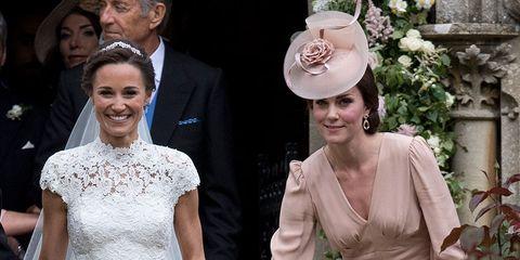 pippa kate middleton wedding