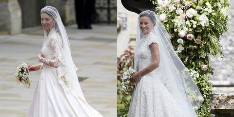 Gown, Wedding dress, Dress, Clothing, Bride, Bridal clothing, Photograph, Veil, Bridal accessory, Shoulder,