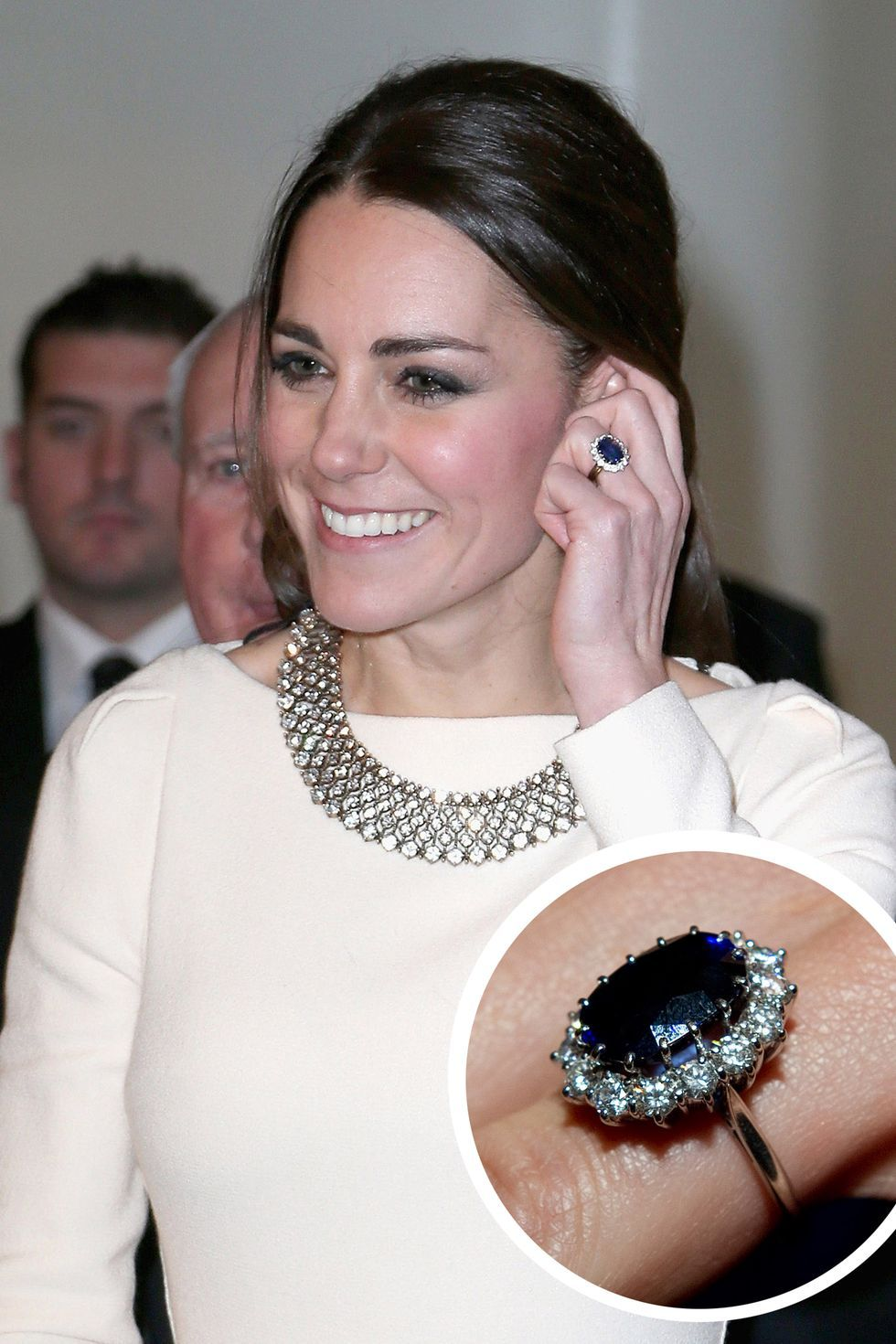 royal history british engagement throughout rings family article vogue