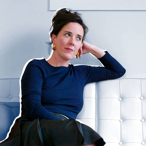 How France Valentine Kate Spade S Clothing Label Carries On After Her Death