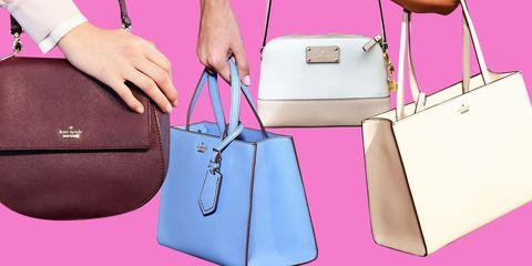 Bag, Handbag, Pink, Leather, Birkin bag, Fashion accessory, Kelly bag, Hand luggage, Material property, Luggage and bags,