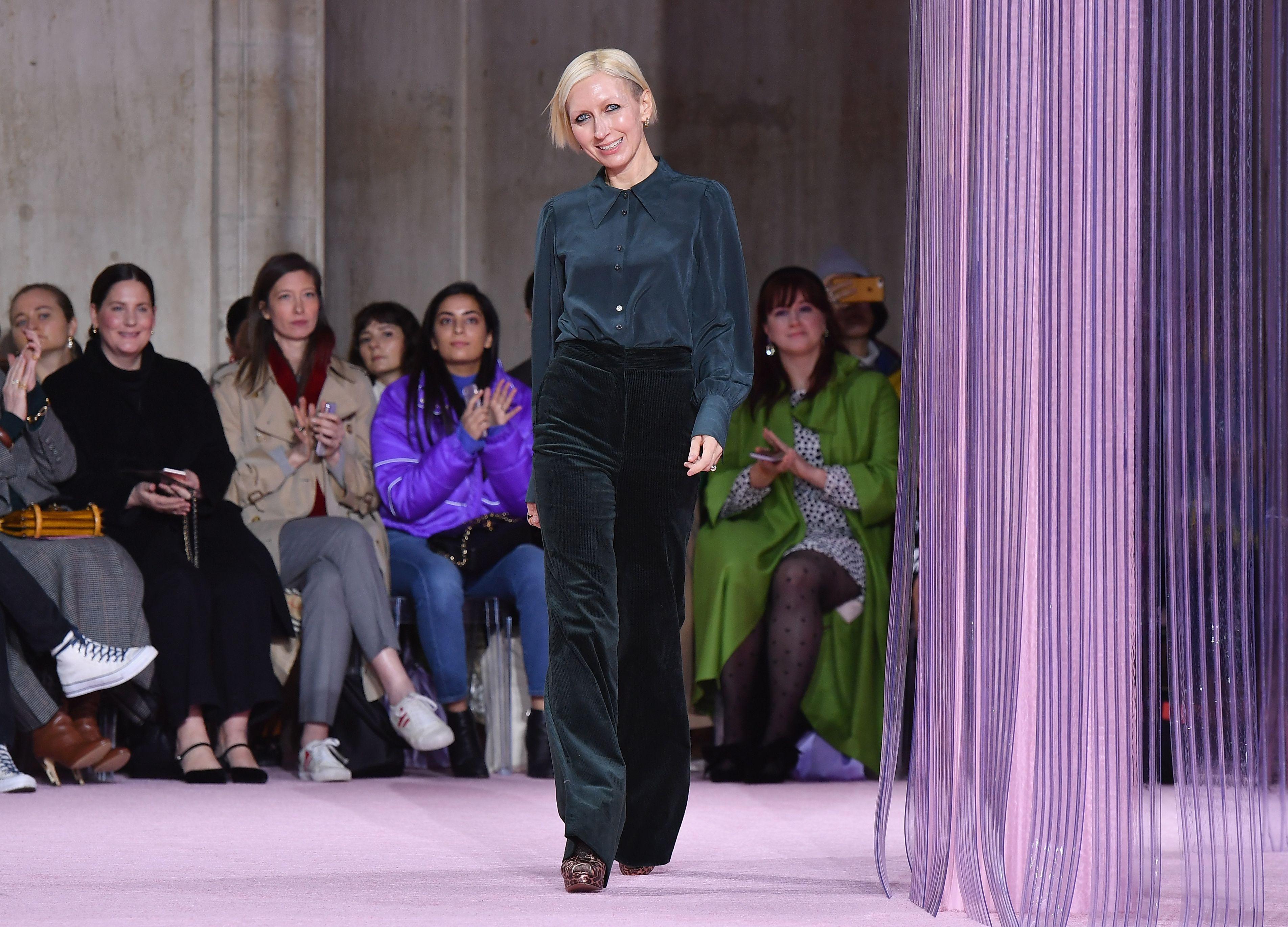 What I Wear to Work: Nicola Glass, Creative Director of Kate Spade New York