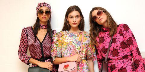 bdaf1c289524 Kate Spade honours late designer at New York Fashion Week