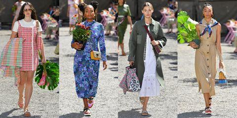 People, Street fashion, Fashion, Tradition, Event, Dress, Adaptation, Plant, Flower, Tourism,