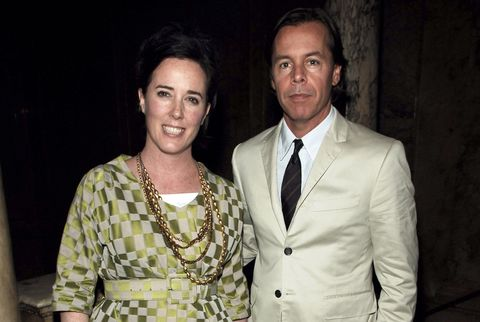 Kate Spade's Husband Andy Releases Heartbreaking Statement Following Wife's Death