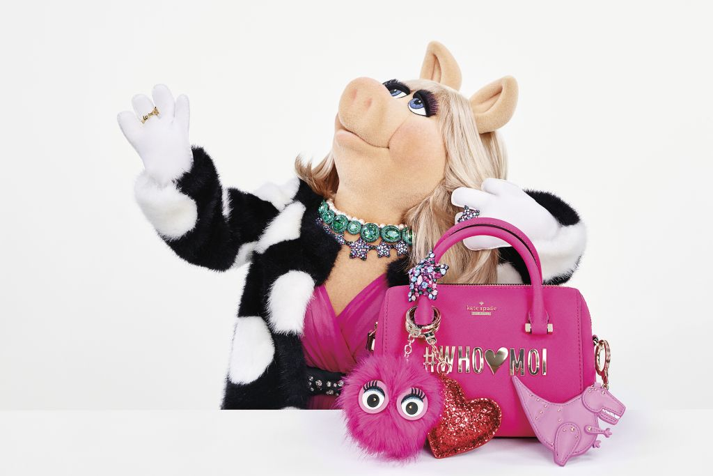 Women's Miss The Disney Muppets Piggy Wo VpqGSMLUz