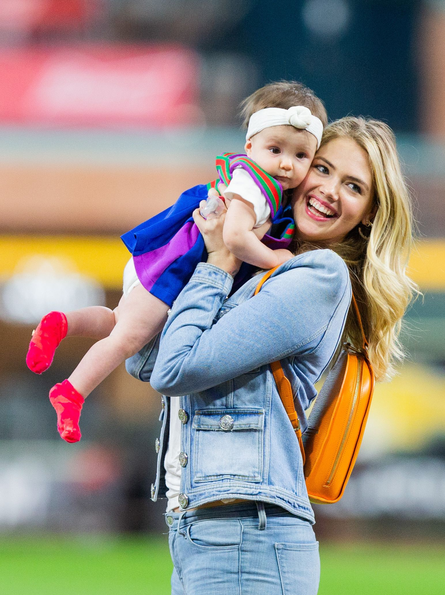 Kate Upton Opens Up About The Pressures of Breastfeeding