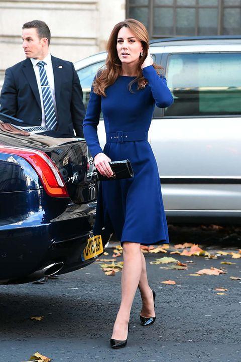 Kate Middleton Y El Vestido Que Marcará Tendencia Este Otoño