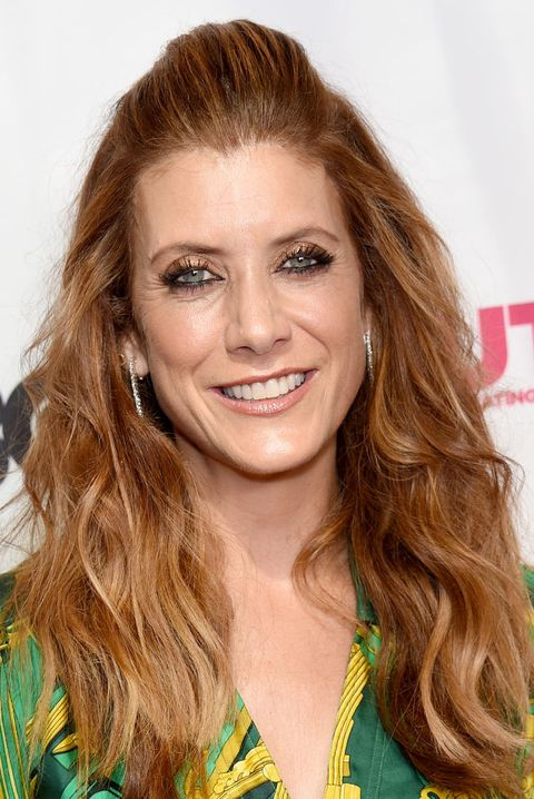 kate walsh red hair with highlights