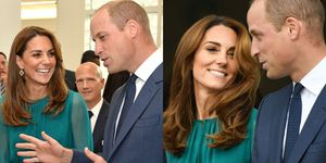 The Duke And Duchess Of Cambridge Visit The Aga Khan Centre