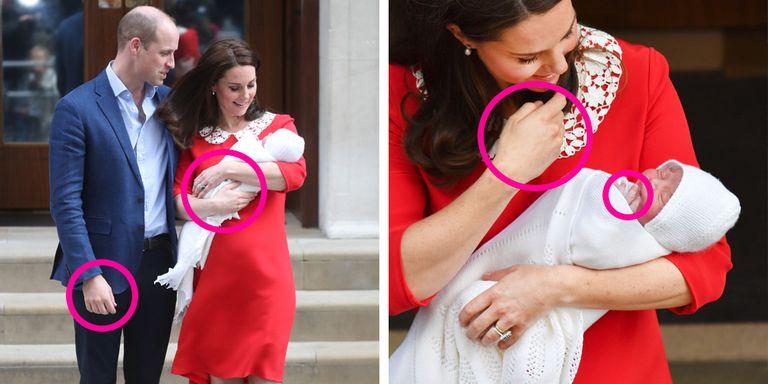Baby Von William Und Kate Name