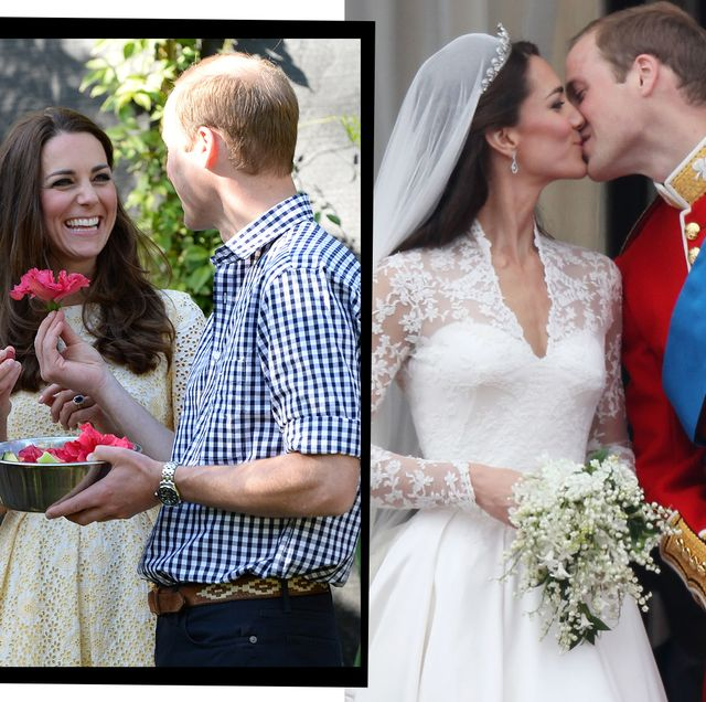 Kate Middleton And Prince William S Sweetest Pda Moments