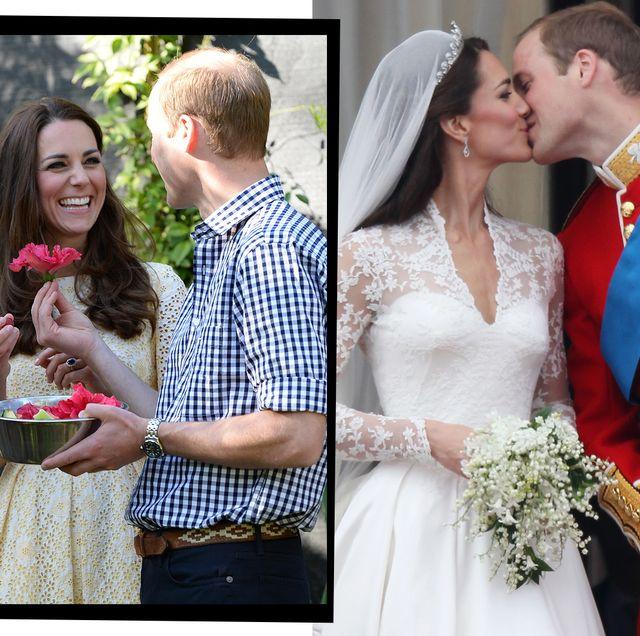 12++ Príncipe William E Kate