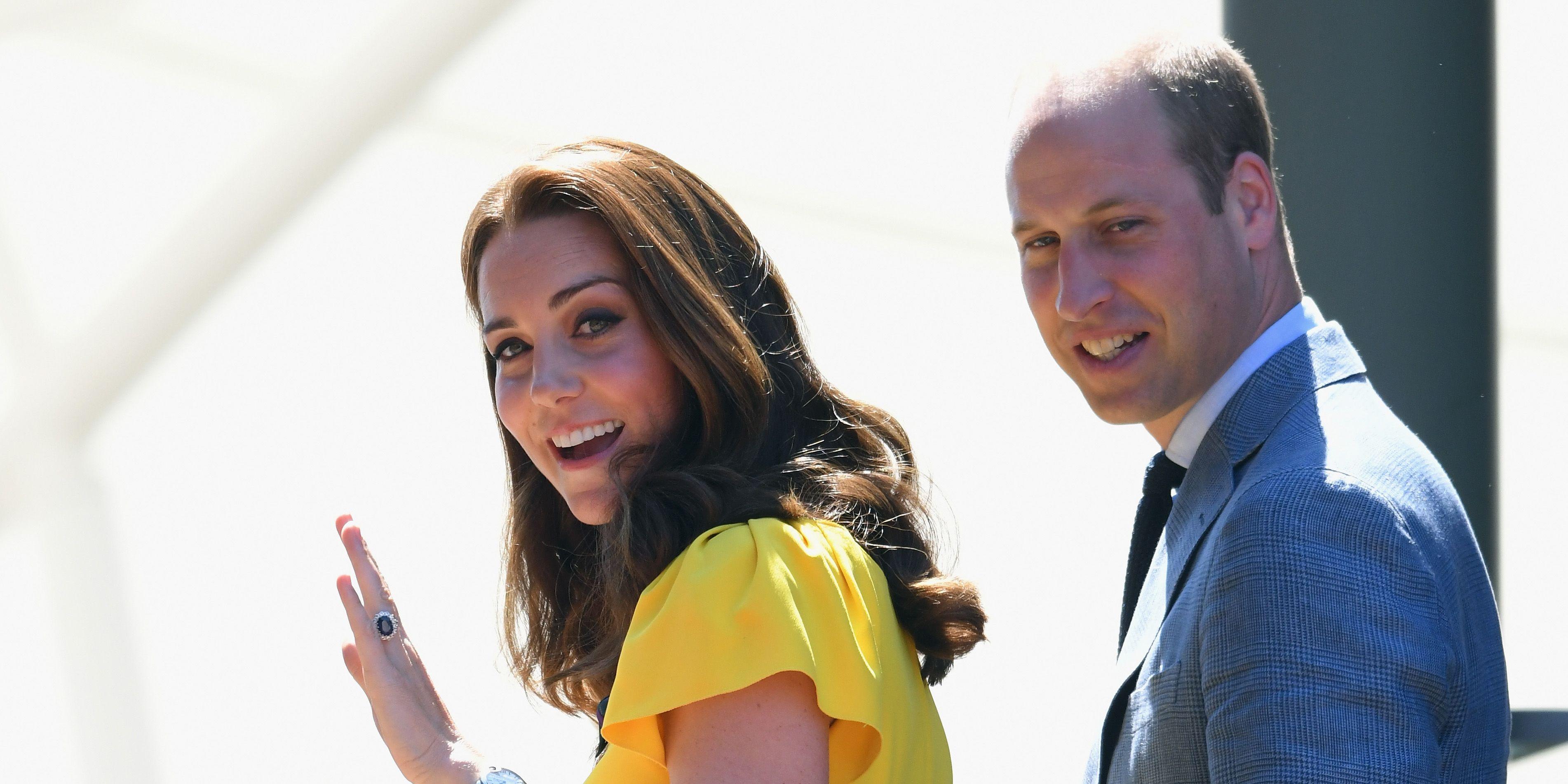 Kate Middleton Channels Meghan Markle in Dolce Gabbana at Wimbledon