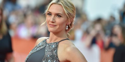 toronto, on   september 14  actress kate winslet attends the dressmaker premiere during the 2015 toronto international film festival at roy thomson hall on september 14, 2015 in toronto, canada  photo by mike windlegetty images