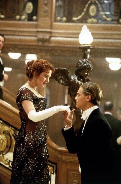 Kate Winslet Titanic dress