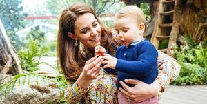 Duchess of Cambridge RHS Chelsea Flower Show garden, London, United Kingdom - 19 May 2019