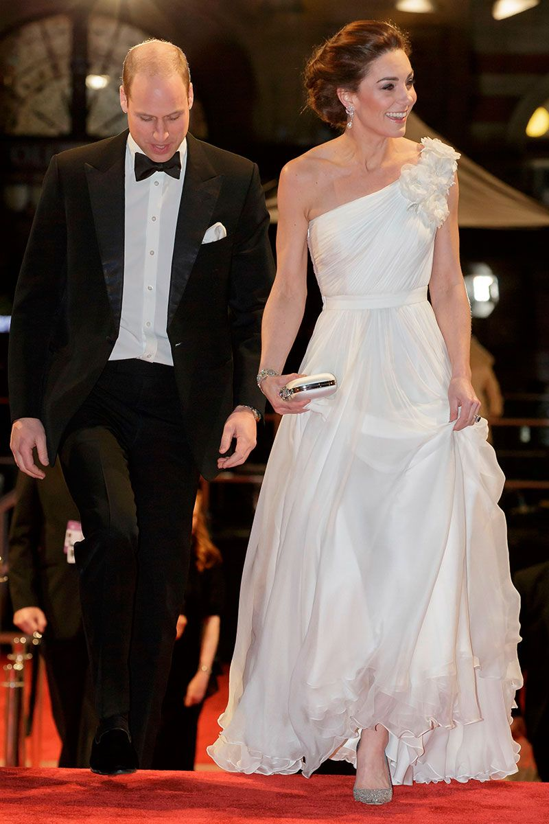 67710ee7fd Kate Middleton BAFTAs dress  ASOS is selling a dupe of the Duchess ...