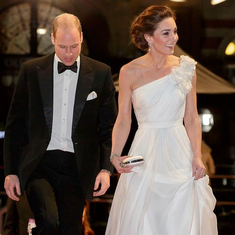 7bec03c2e024 Kate Middleton BAFTAs dress: ASOS is selling a dupe of the Duchess ...