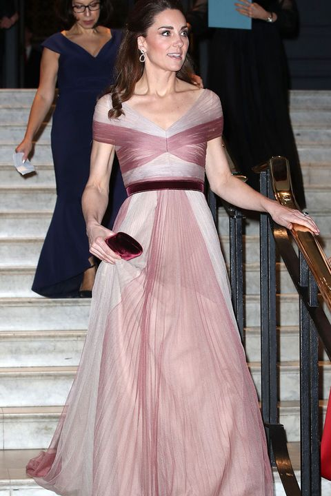 32a34997f0d Kate Middleton BAFTAs dress  ASOS is selling a dupe of the Duchess ...
