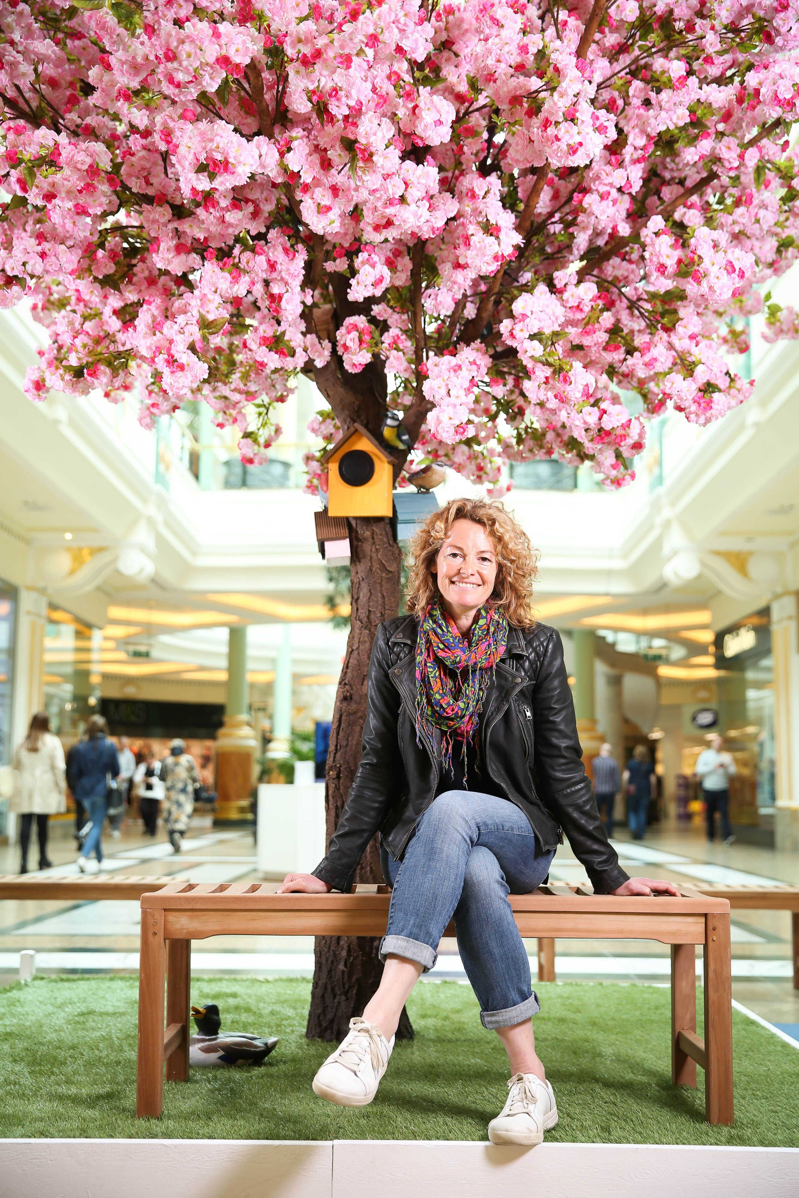 Kate Humble launches 'The Sounds of Spring' to reconnect Brits with the sound of nature