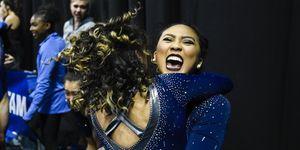 Chi è Katelyn Ohashi: la ginnasta che ha stregato il web